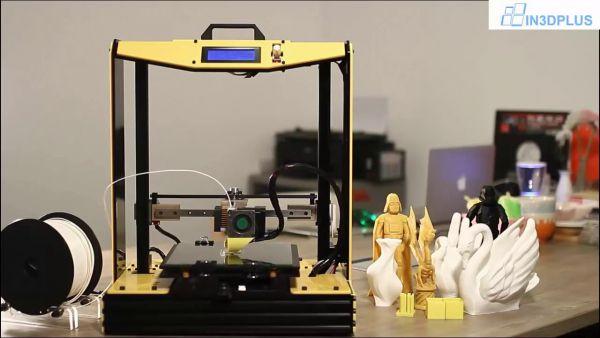 Máy in 3D là gì?