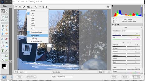 Camera raw là gì? Tìm hiểu ứng dụng  Raw trong Photoshop
