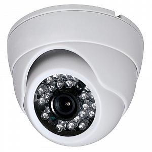 Camera Dome là gì? Tìm hiểu dòng camera an ninh Dome