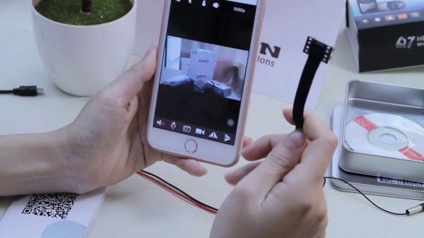 Camera giấu kín là gì? Tìm hiểu loại camera siêu nhỏ này