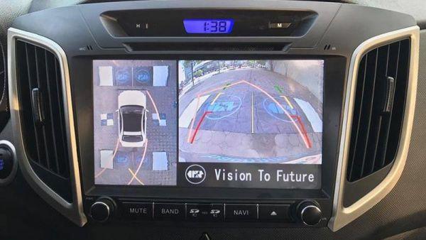 Camera 360 ô tô là gì? Những tính năng dành cho xe ô tô