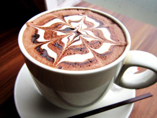 Cách làm cà phê Mocha - hương vị sữa và socola thơm ngon