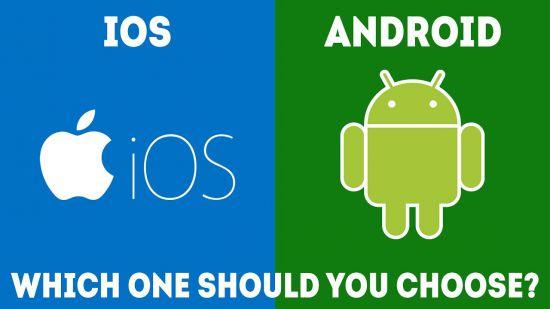 Phân tích các ưu điểm, nhược điểm của iOS và Android