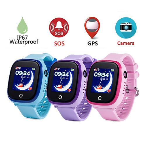Đồng hồ định vị trẻ em dùng cho độ tuổi nào phù hợp?