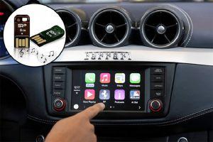 Cách khắc phục lỗi không nhận USB trên màn hình ô tô