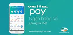 Hướng dẫn sử dụng ứng dụng ViettelPay