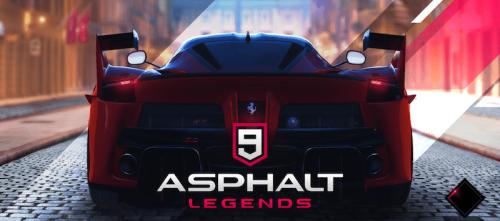 Asphalt 9 Legends 500x221 png