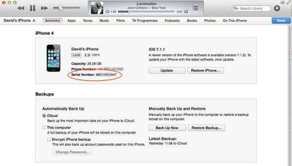 cach tim UDID cua iphone 11 va iPhone 20 11 pro 600x342 jpg