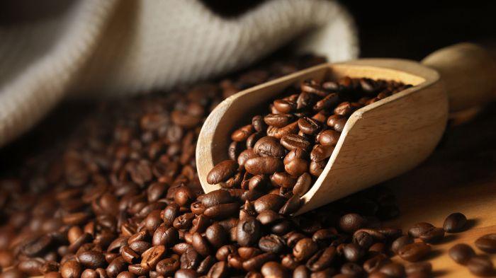 khử mùi hôi bằng hạt cafe