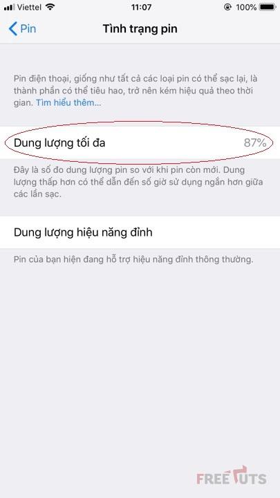 xem tinh trang pin iphone 3 jpg