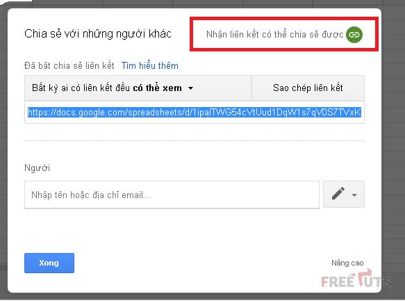 cach su dung google Sheets 10 png
