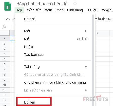 cach su dung google Sheets 7 png
