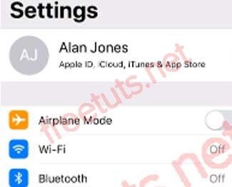 Cách phát Wifi trên iPhone 11