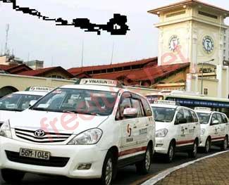 Số điện thoại các hãng Taxi TP Hồ Chí Minh