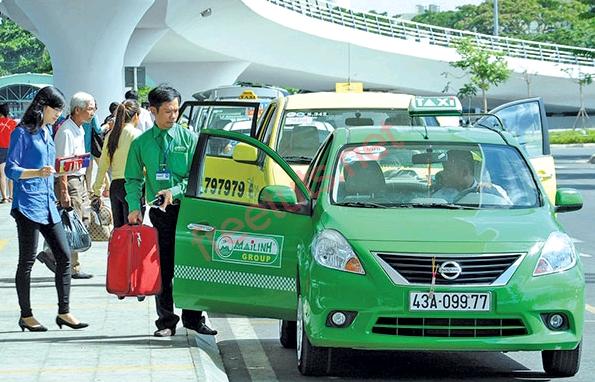 taxi da nang PNG