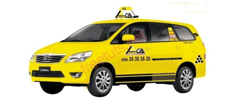 taxi nha trang 2 PNG