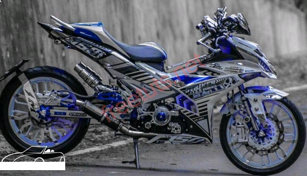 xe do exciter 150 4 PNG