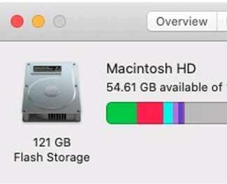 Các cách dọn dẹp ổ cứng trên Macbook nhanh nhất