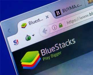Sửa lỗi không mở được thư mục trong phần mềm BlueStacks