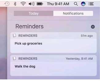 Quản lý thông báo trên Macbook đơn giản nhất