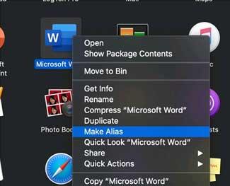 Cách tạo shortcut trên màn hình Macbook nhanh nhất