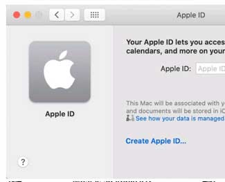 Cách tạo ID Apple trên Macbook