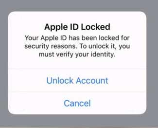 Cách lấy lại tài khoản ID Apple bị khóa nhanh nhất
