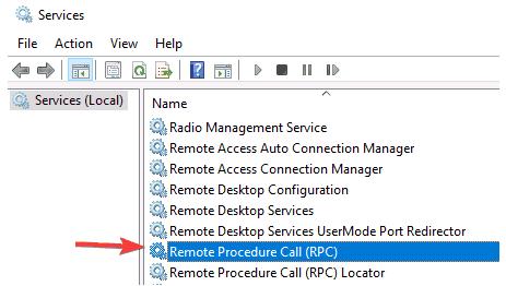 loi windows update service 8 PNG