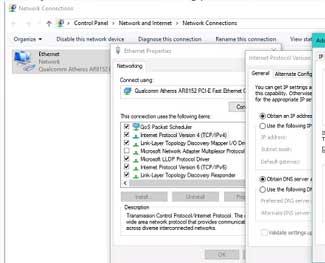 Cách khắc phục lỗi giao thức mạng bị thiếu trên Windows 10