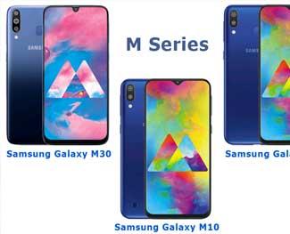Danh sách điện thoại Samsung Galaxy từ cổ chí kim đến nay