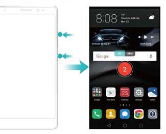 Hướng  dẫn quay màn hình Huawei bằng ba cách khác nhau