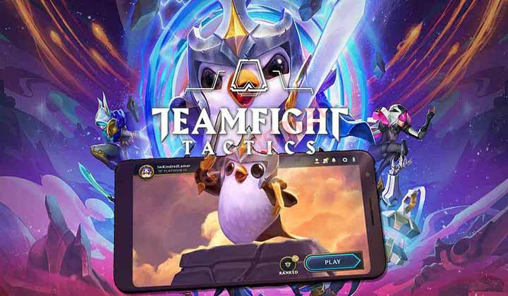 Teamfight Tactics Riot Games