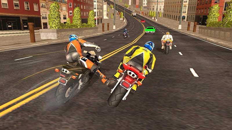 Đua xe mô tô RoadRash – Game đua xe offline hot