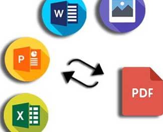 Chuyển file PDF sang các định dạng khác với Free File Convert