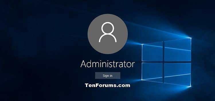 Administrator windows jpg