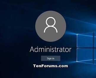Cách khôi phục quyền Administrator Windows 10 - 8 - 7