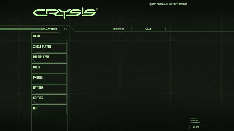 Crysis 1 play 1 JPG