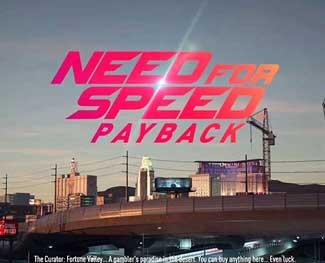 Tải Need for Speed Payback full free - Cấu hình và cách chơi game