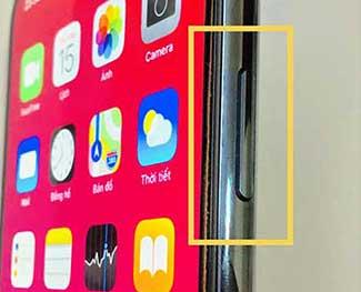 Cách bật tắt nguồn IPhone X /  IPhone 11 các phiên bản