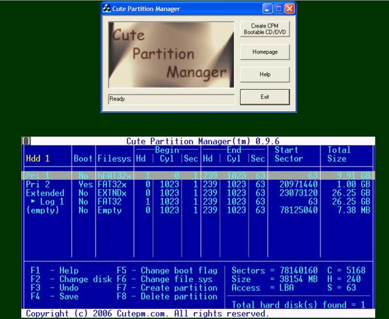 Cute Partition Manager jpg