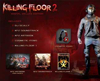 Download Killing Floor 2 Full [ 38.4 GB - Tested 100%]