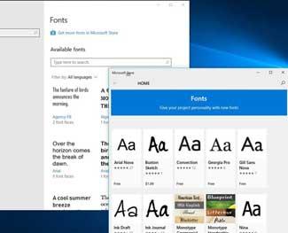 Cách cài đặt font chữ trên Windows (Win7 - Win8 - Win10)