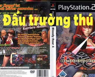 Tải trọn bộ game Đấu trường thú - Bloody Roar Full miễn phí cho PC