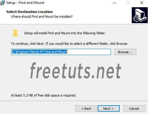 find and mount pro install 2 jpg