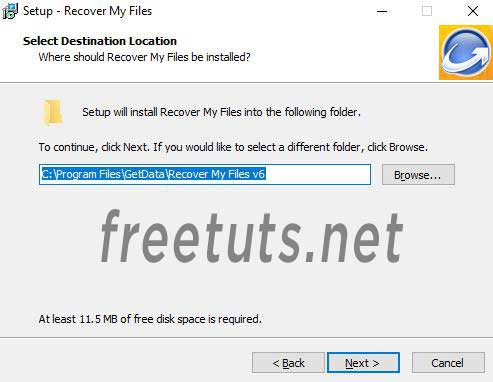 recovery my files install 3 jpg