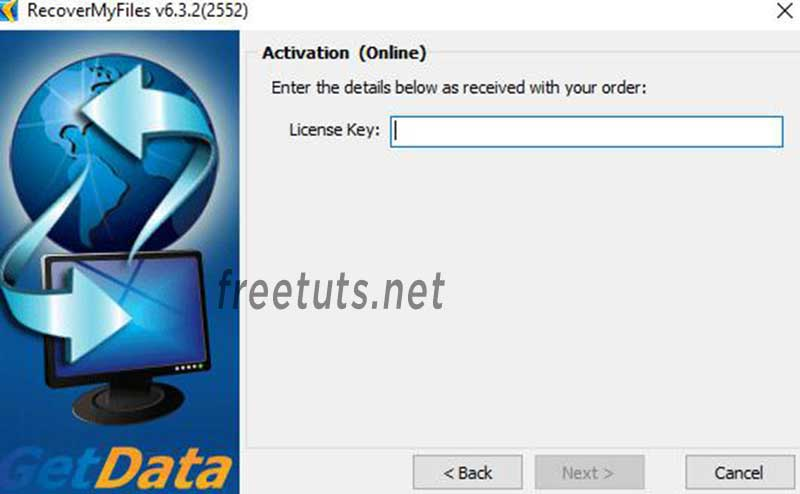 recovery my files using 7 jpg