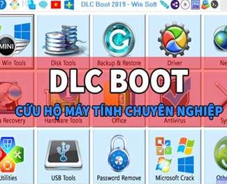 Cách tạo USB Boot cứu hộ máy tính với DLC Boot 2019 v3 (Cực kỳ đơn giản)