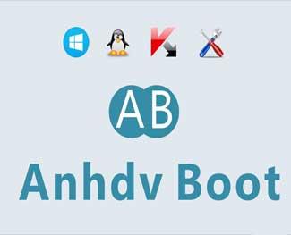 Tạo USB Boot: Công cụ cứu hộ Windows với 1 Click Anhdv Boot 2020