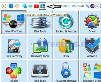 Cách tích hợp DLC, AnhDV, Hiren's Boot, WinPE vào ổ cứng để cứu hộ máy tính