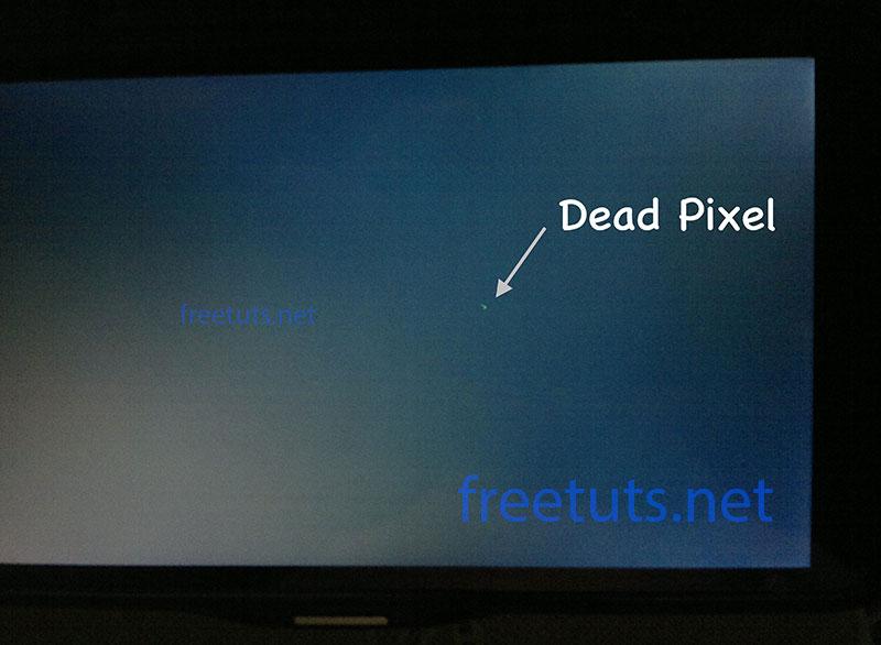 kiem tra laptop cu dead pixel jpg